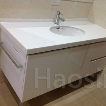 TOTO-548下崁盆訂製浴櫃140cm