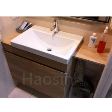 訂製浴櫃參考75+30cm