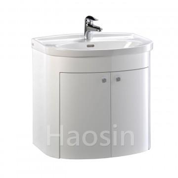 TOTO-L260C臉盆浴櫃組69.3cm