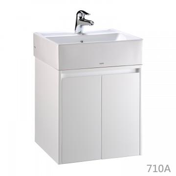 TOTO-L710CGUR臉盆浴櫃組710A–50cm