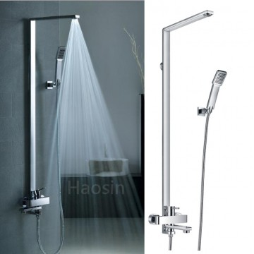 8166A-D56放射出水淋浴花灑