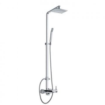 8167-D38方型淋浴花灑