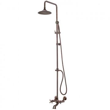 2840A古銅色淋浴花灑