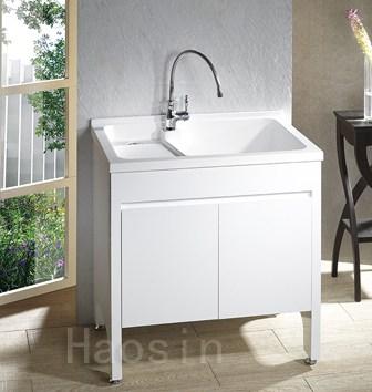 AIU360/370洗衣槽浴櫃組60&70cm
