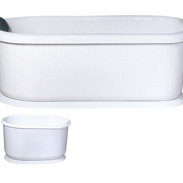 105D獨立浴缸105/140/150cm