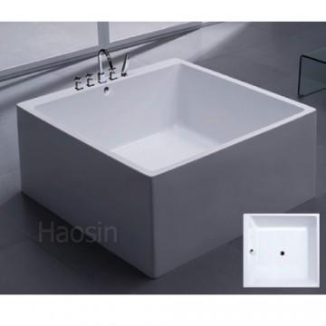RH678正方獨立浴缸130cm