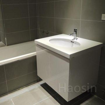 TOTO-L548GU下崁盆訂製浴櫃-75cm