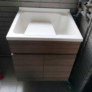洗衣槽訂製洗衣櫃