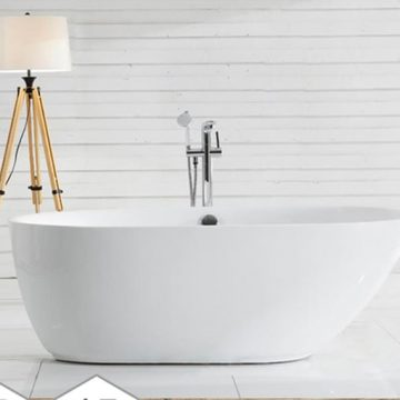 XYK130一體成型獨立浴缸150/160/170cm