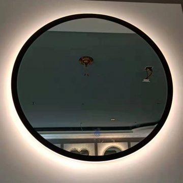 GK03 圓形鋁框掛鏡-64cm