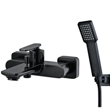 8101-D98-PB黑色淋浴龍頭