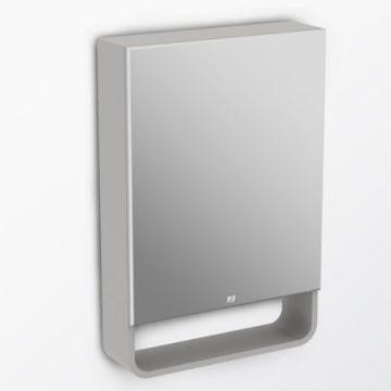 H31100XG1 淺灰色鏡櫃 50cm