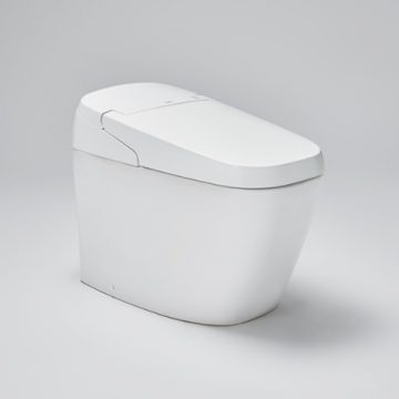 日本INAX 全智能超級馬桶SATIS G (時尚白)