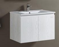 KARAT-367CH臉盆+木紋浴櫃組72cm 特價中