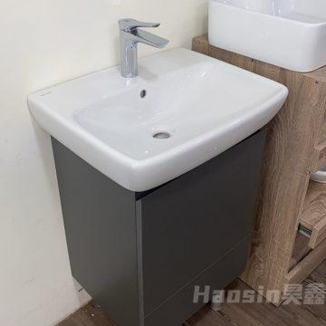 GE-290臉盆浴櫃 55CM