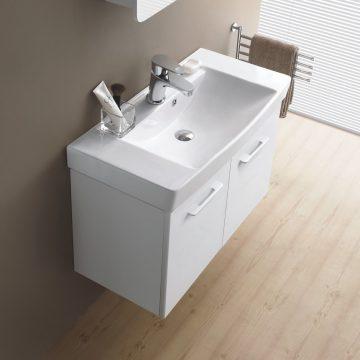 KARAT-1747臉盆浴櫃組72cm 特價中