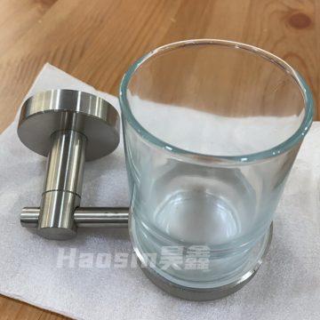 71806不鏽鋼皂盤(可換杯)