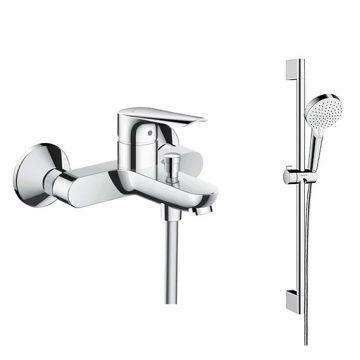 德國HANSGROHE–71403淋浴龍頭含滑杆
